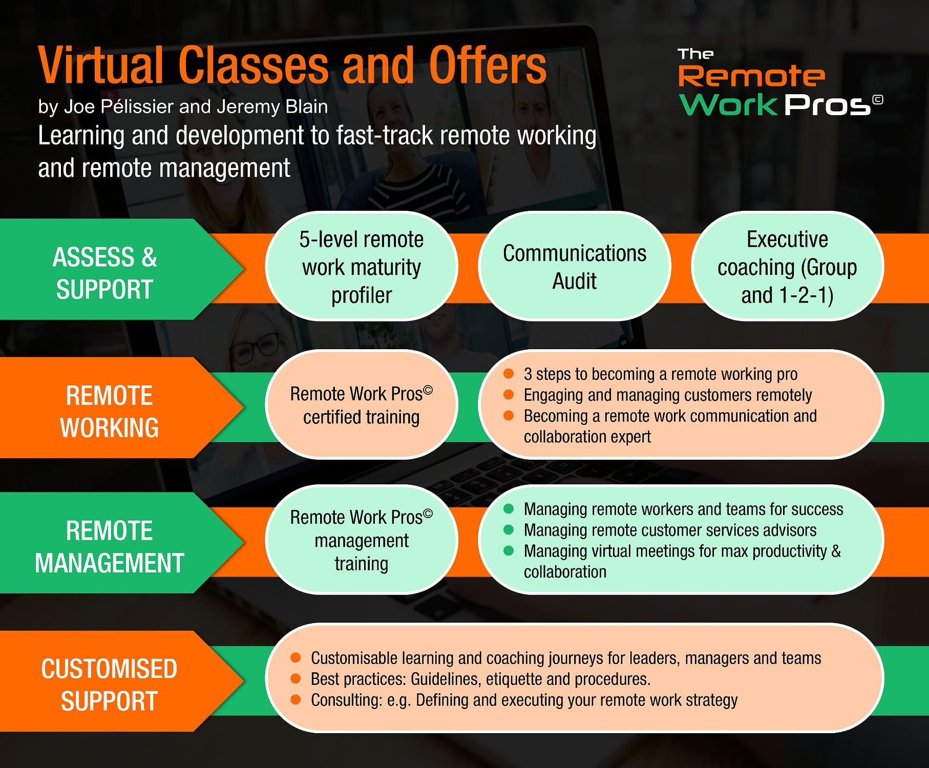 remote work pro classes
