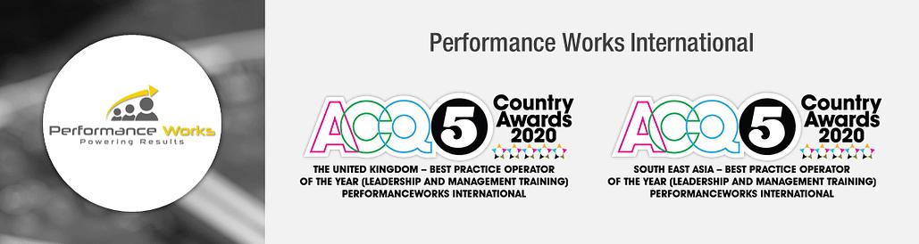 PWI ACQ5 award