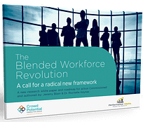 The rise of blended workforce cover-small