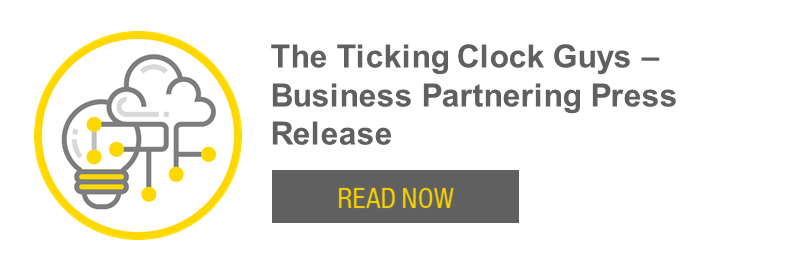 ticking clock press release